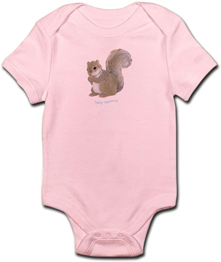 CafePress Little Squirrel Baby Onesie Baby Bodysuit