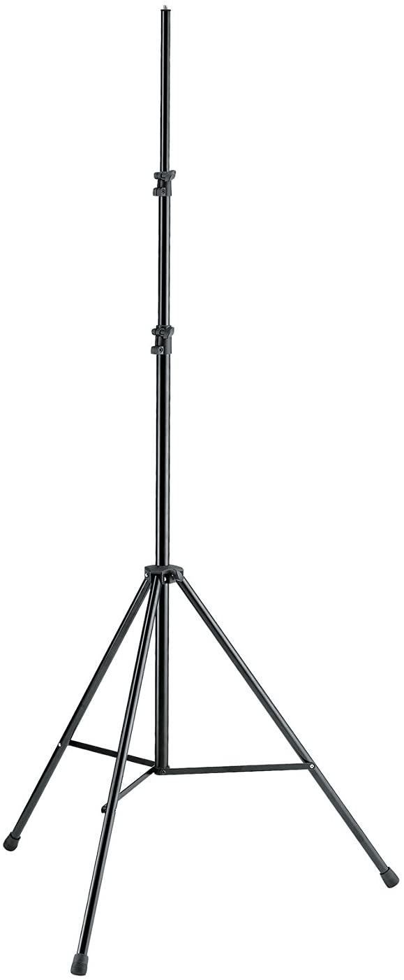 K&M 20800 Overhead Microphone Stand - Black