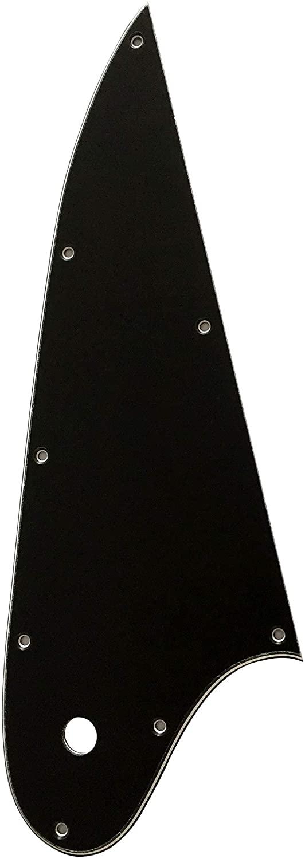 Guitar Parts For Gibson Firebird Guitar Pickguard (3 Ply Black)