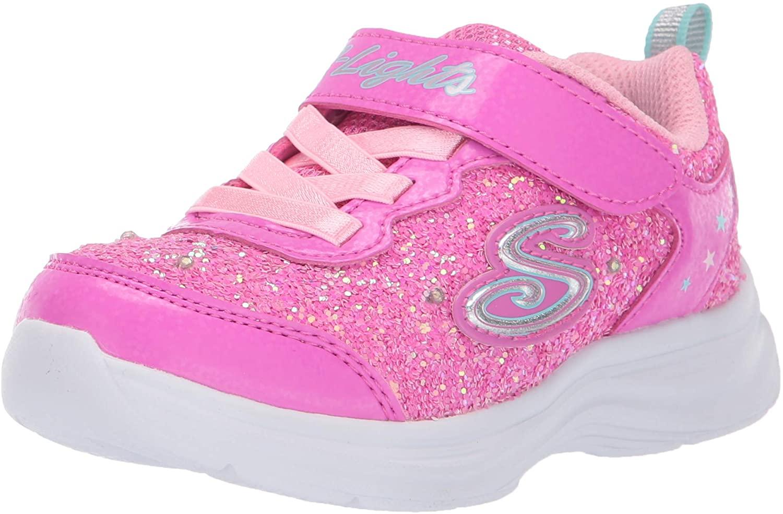 Skechers Kids' Glimmer Kicks 20267n (Toddler) Sneaker