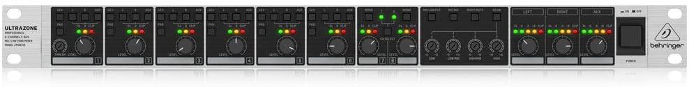 Behringer Mixer - Powered (ZMX8210 V2)