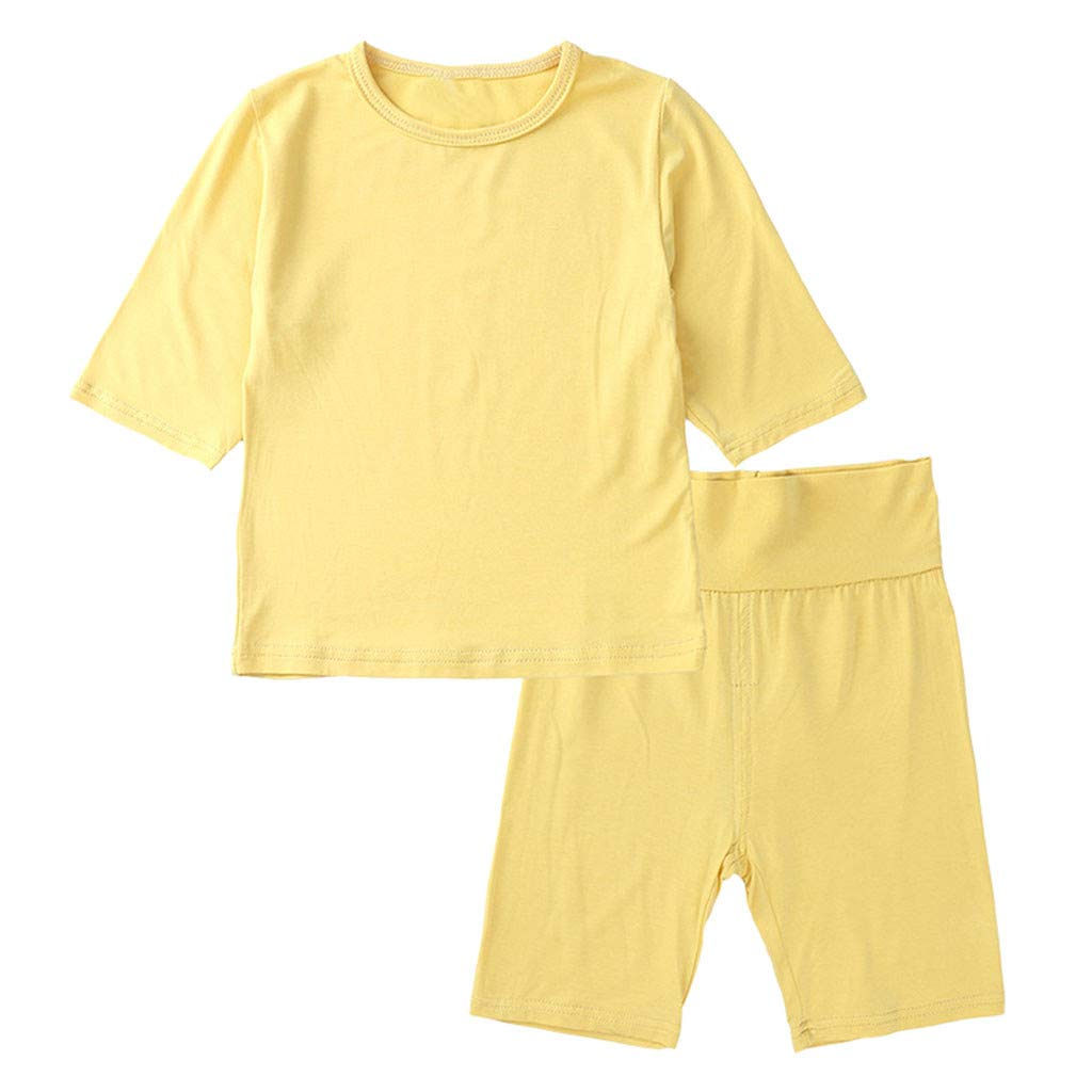 Baby Boy Outfit Cute Newborn Baby Girl Clothes Cute Toddler Kids Baby Girls Cotton Linen Button Tops +Solid Shorts Pants Outfits Christmas Fall Winter Clothes Sets Baby Boy Christ