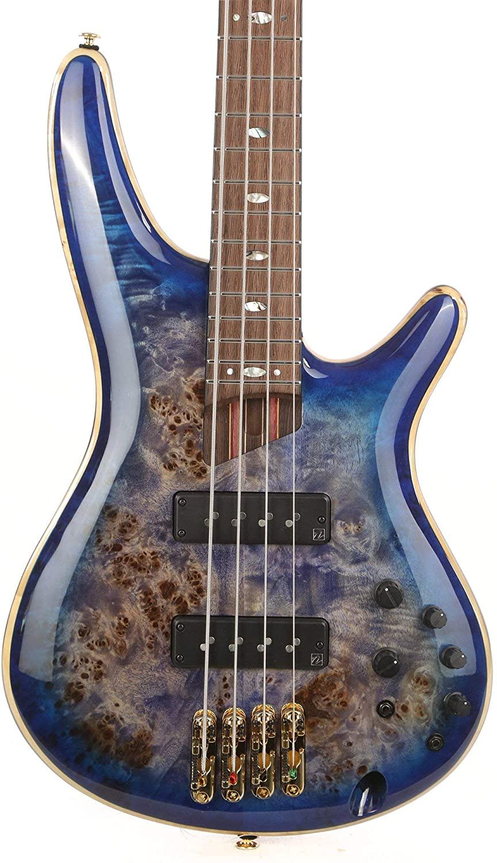 Ibanez Premium SR2600 - Cerulean Blue Burst