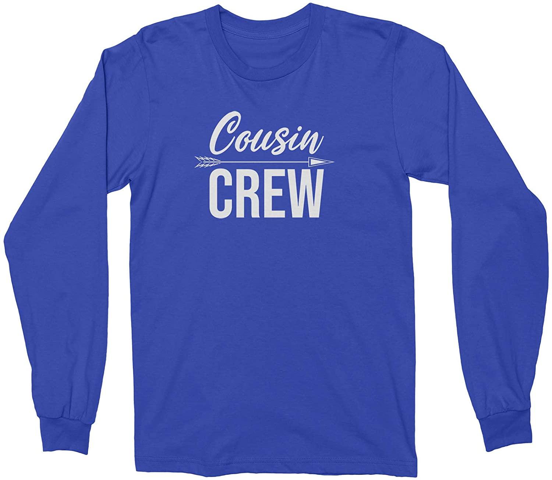 Mixtbrand Children's Cousin Crew Youth Long Sleeve T-Shirt