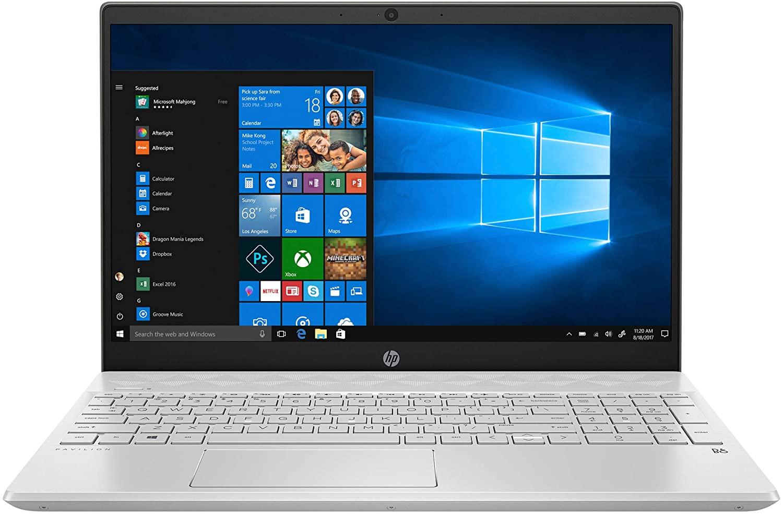 2020 Newest HP Pavilion 15 Laptop Computer/ 10th Gen Intel Quard-Core i7 1065G7/ 16GB DDR4/ 1TB PCIe SSD/ 15.6