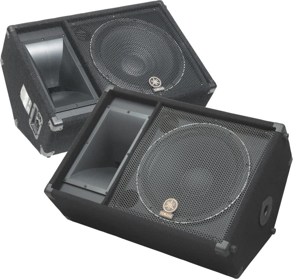 Yamaha SM15V 2-Way 15 Club Series V Floor Monitor Pair