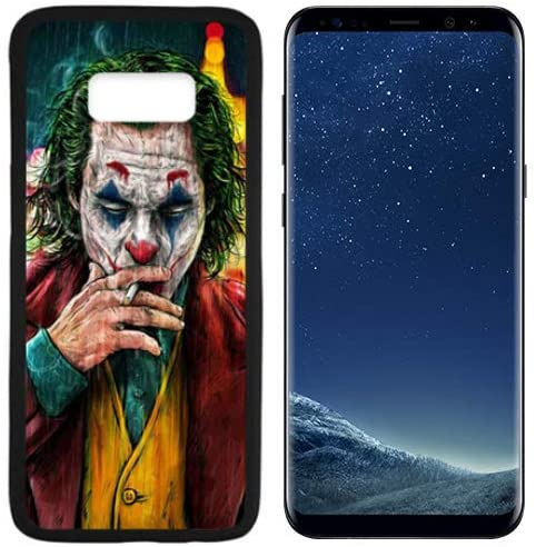 Samsung Galaxy S8 Plus Joker. Fashion Grip Anti-Slip Protective Shock Resistant Durable PC TPU by Mr Case