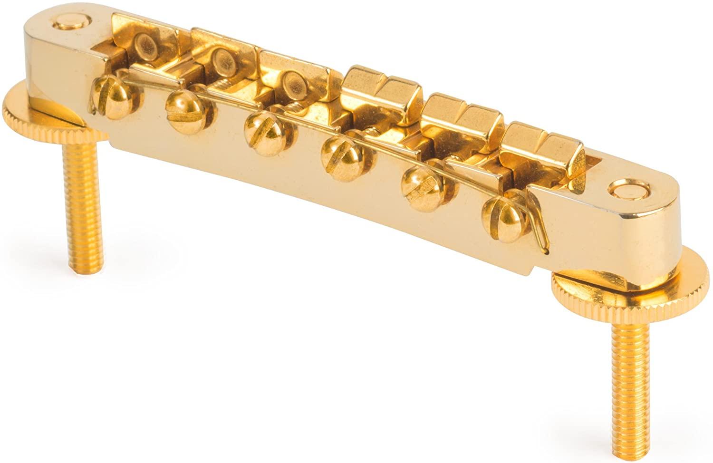 Golden Age ABR-1 Tune-o-matic Bridge, Gold