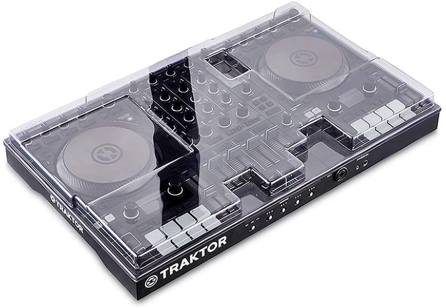 Decksaver Native Instruments Kontrol S4 Mk3 DJ Mixer Cover (DS-PC-KONTROLS4MK3)