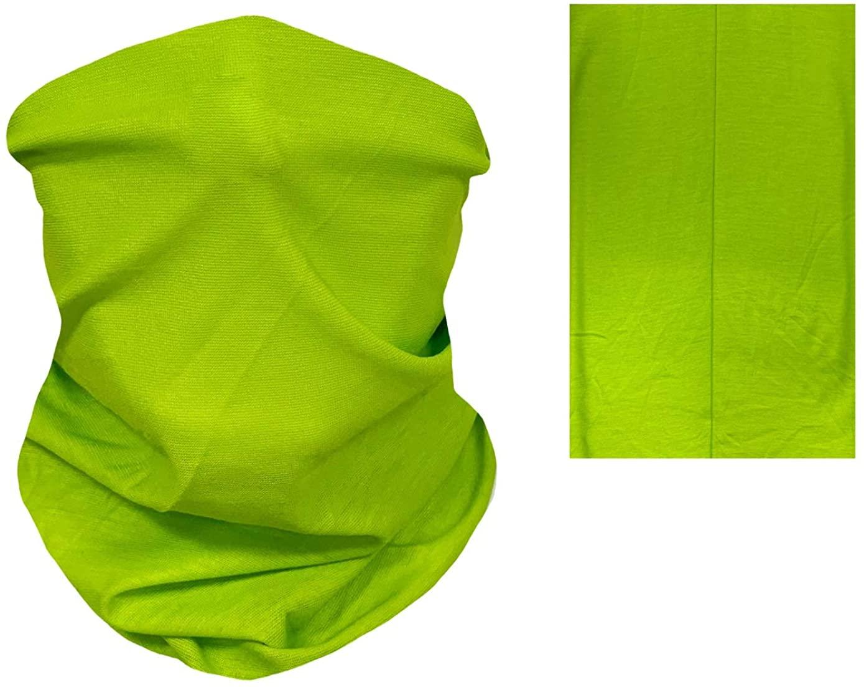 HEARTS ROB Kids Neck Gaiter - Seamless Face Covering Fashion Bandana Balaclava Dust Cover Headband Reusable Child Children