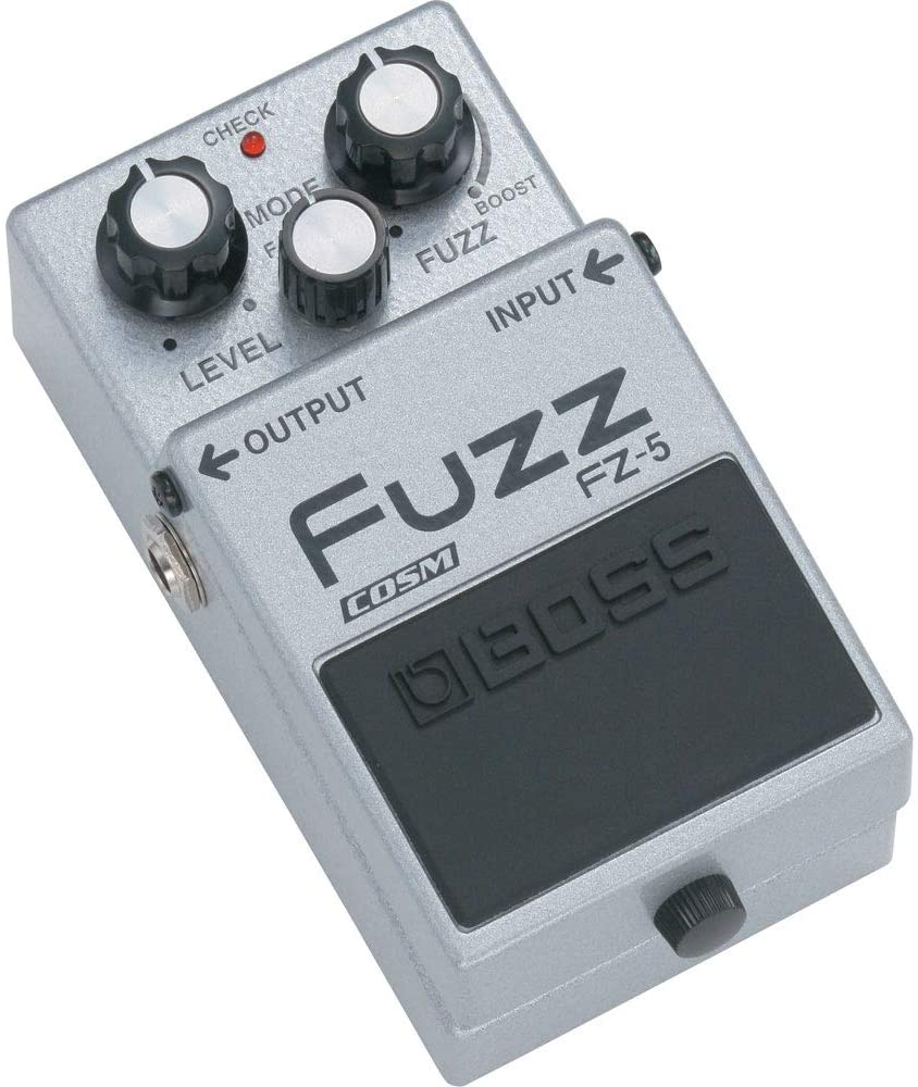 Boss FZ-5 Fuzz Pedal with 1 Year Free Extended Warranty