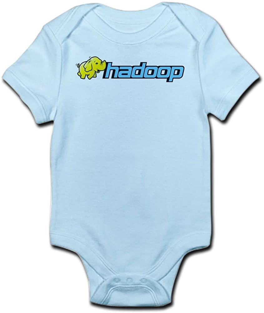 CafePress hadoop_Elephant_rgb2 Body Suit Baby Bodysuit