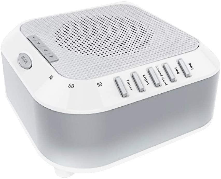 Wasvidra Sleep Instrument, Sleep Aid Device Sleep Noise Machine for Baby Kid Adult Sleeping Sound Machine Home Office Travel USB Relaxing Portable Insomnia Improvement Machine Noise Sleep Instrument