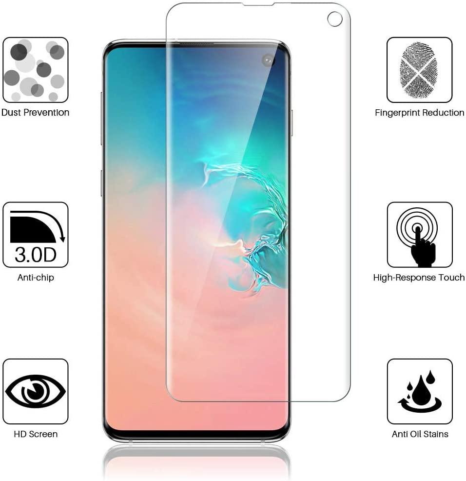 Samsung Galaxy S10E Tempered Glass Screen Protector