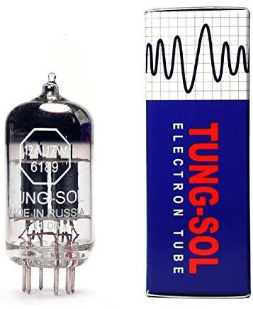 Tung-Sol 12AU7 Preamp Vacuum Tube, Single