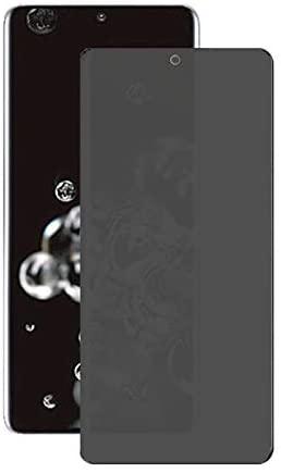 Flexible Privacy Screen Protector for Samsung Galaxy S20 Ultra, Anti Spy Protective Film Soft Film for Galaxy S20 Ultra/Samsung Galaxy S11 Plus [2-Pack][Support Fingerprint Unlock]