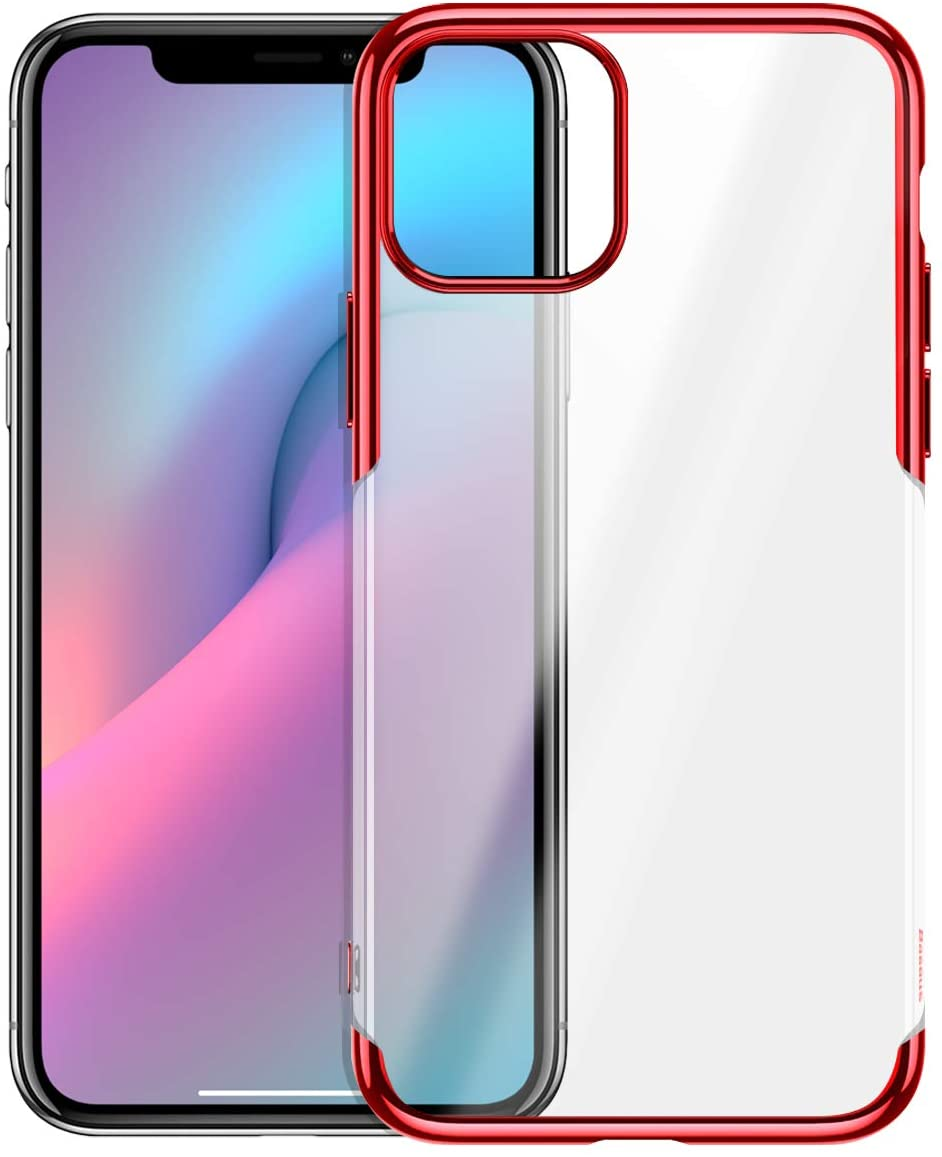 AICase Clear Case for iPhone 11 Pro (5.8