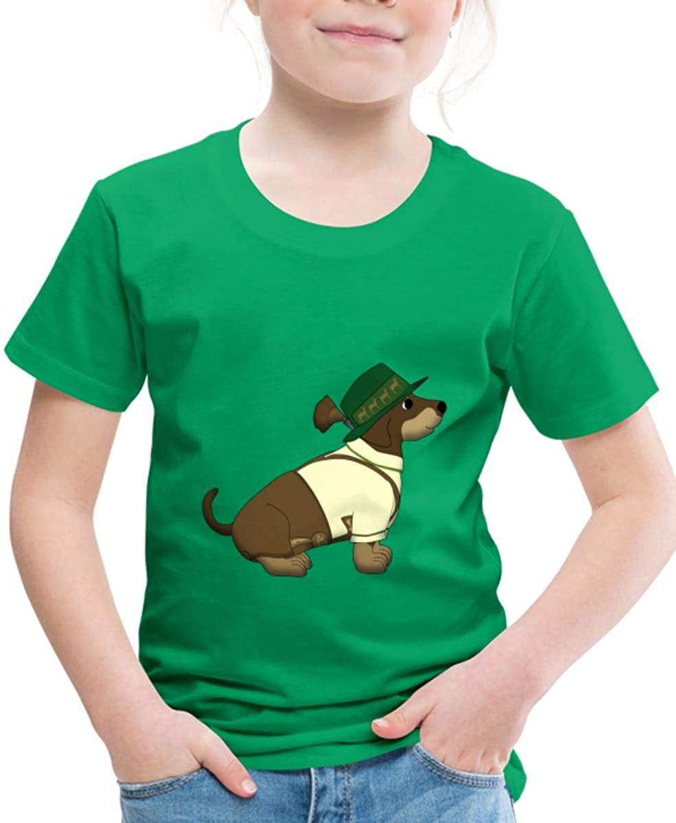 Bavarian Dachshund Toddler Premium T-Shirt