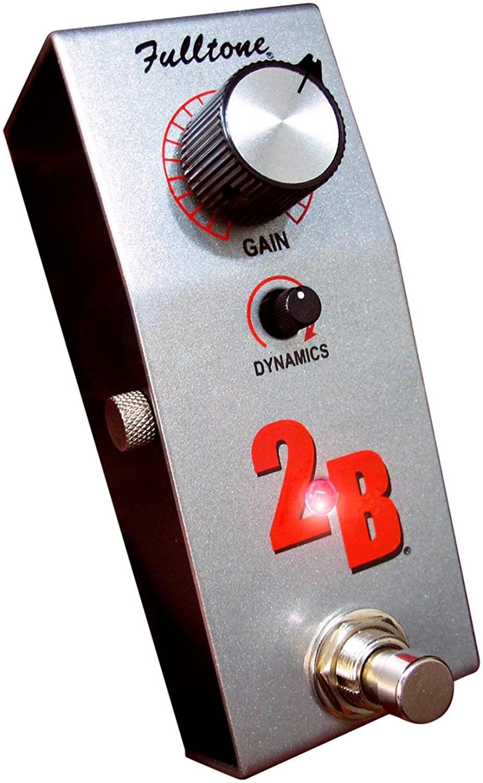 Fulltone 2B Boost Guitar Effects Pedal