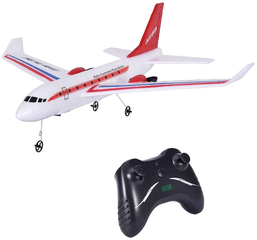 RC Airplane Remote Control Airplane FX-819 2.4G 3CH EPP RC Glider Airplane RTF Plane Passenger Aircraft Durable Epp Foam Easy to Fly for Beginners,Great Little Plane for Your First RC Plane