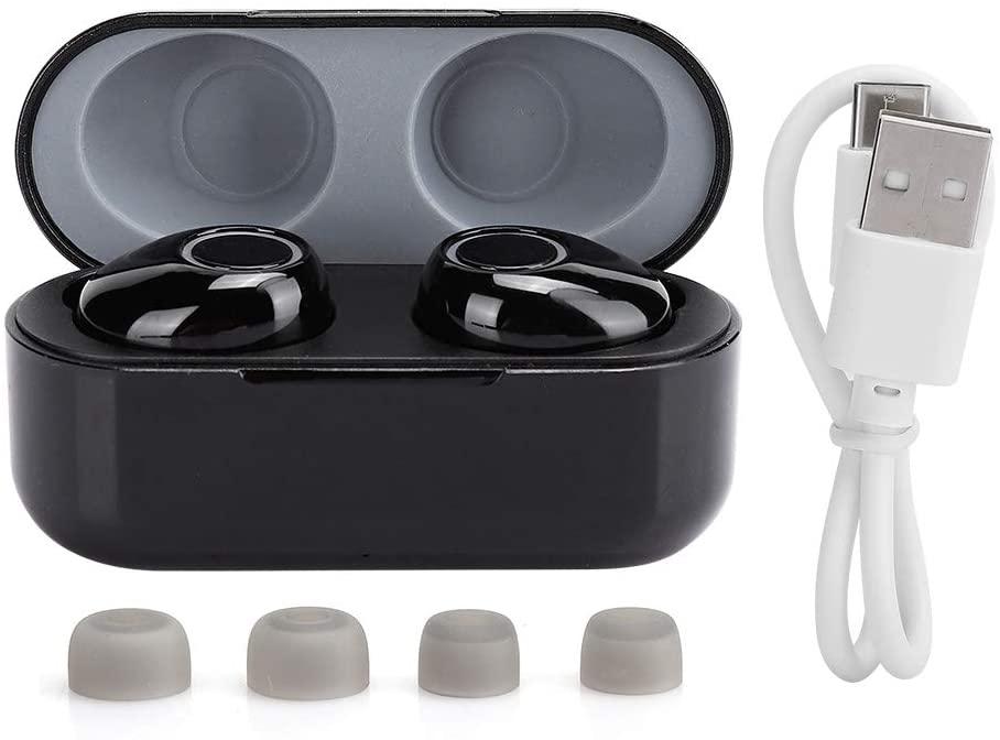 Ccylez Bluetooth Wireless Headphones, Earphones, Bluetooth5 ABS Headphones, for Business, for Sports,