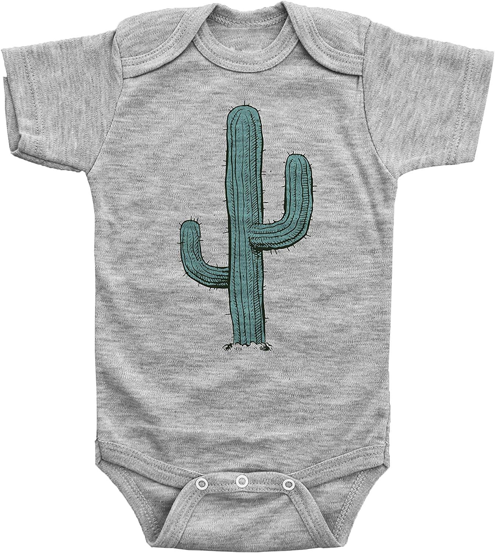 Funny Cactus Onesie, Cactus, New Born Baby Bodysuit, Unisex Baby Romper