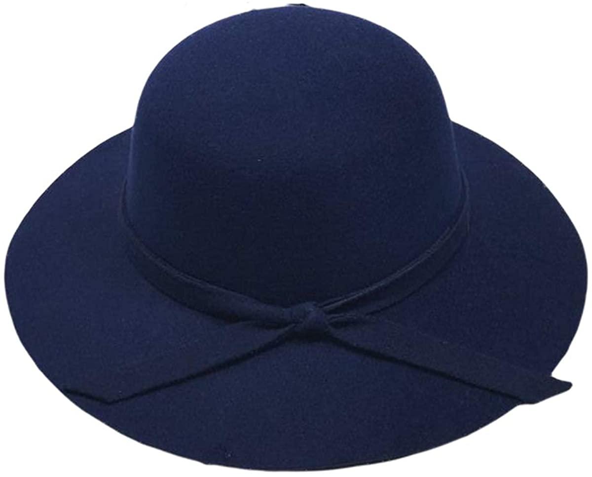 Children Hats Sweet Girls Kids Bow Knot Hats Bowler Beach Sun Protect Caps for Girls Bonnet Toddler Photography Props