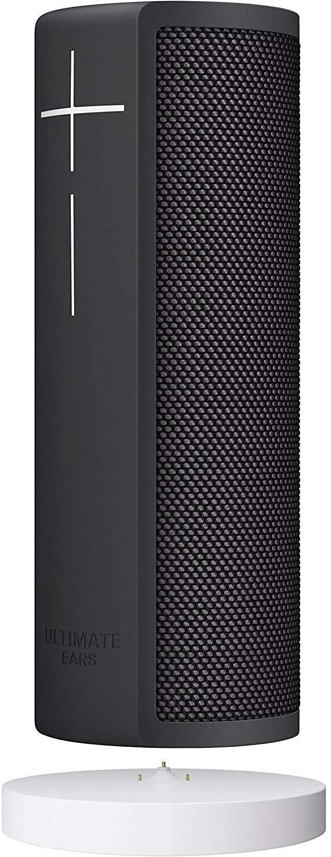 Logitech Ultimate Ears Blast Bluetooth Speaker + Power Up Charger - Graphite (Renewed)