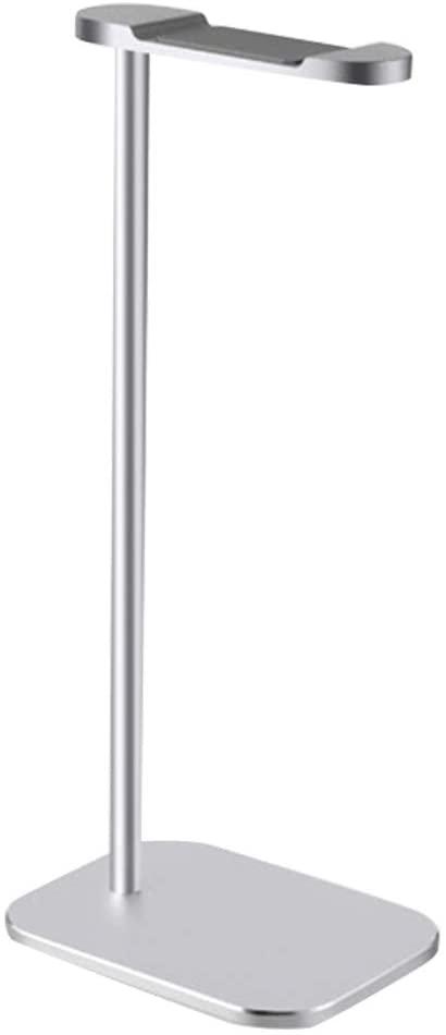 Mokia Headphone Stand Holder,Universal Detachable Aluminum Alloy Desk Earphone Stand,Support All Headphone Sizes Hanger,for Gaming/Music Headphones