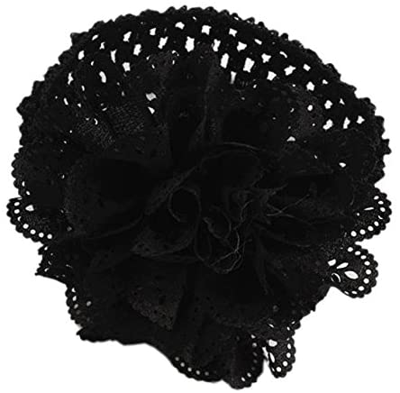 Ywoow Children's Hollow Flower Headband Baby Kids Girls Lace Flower Hairband Headband Dress Up
