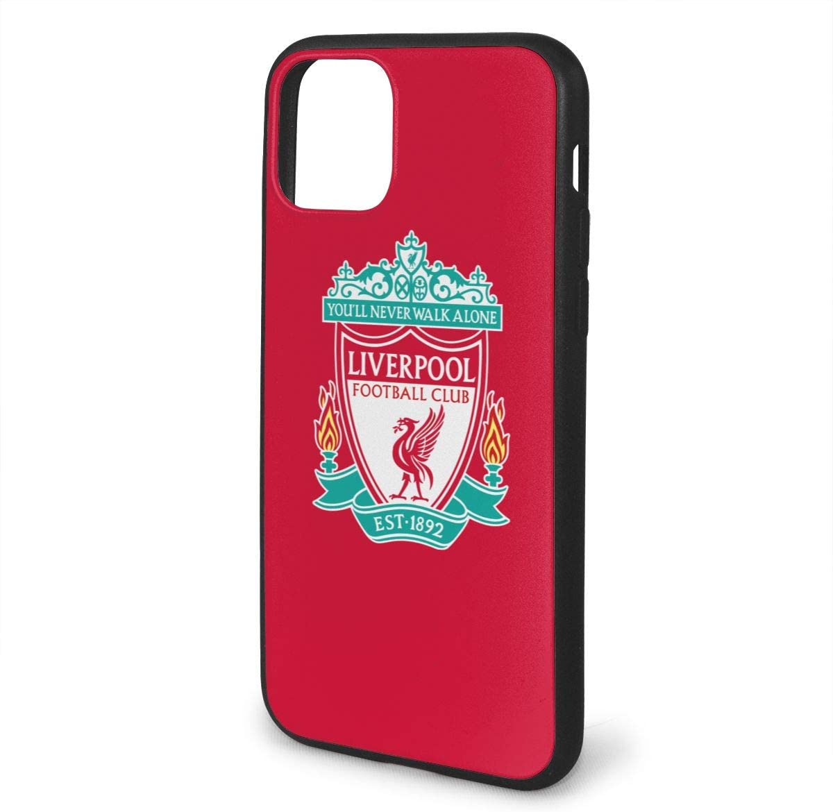 CRTY Liverpool Phone Case Fashion Design for Unisex Hard TPU Shockproof Cover