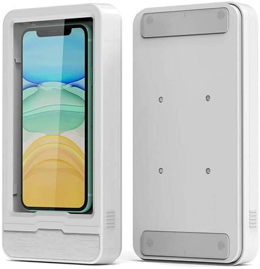 Ruita Bathroom Wall Mounted Waterproof Phone Case Universal for Mobile Phone Smartphone