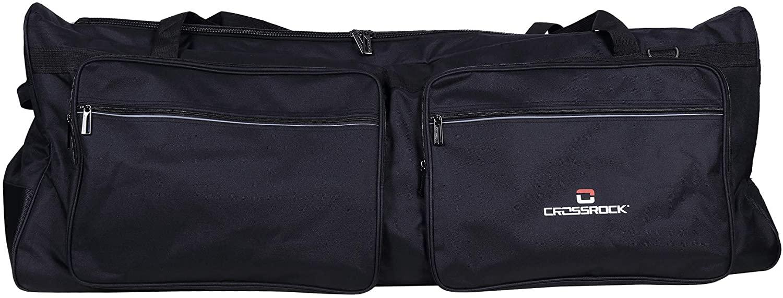 Crossrock Drum Hardware Bag with Removbale Shoulder Strap 48-inch Standard (CRSD70HB)
