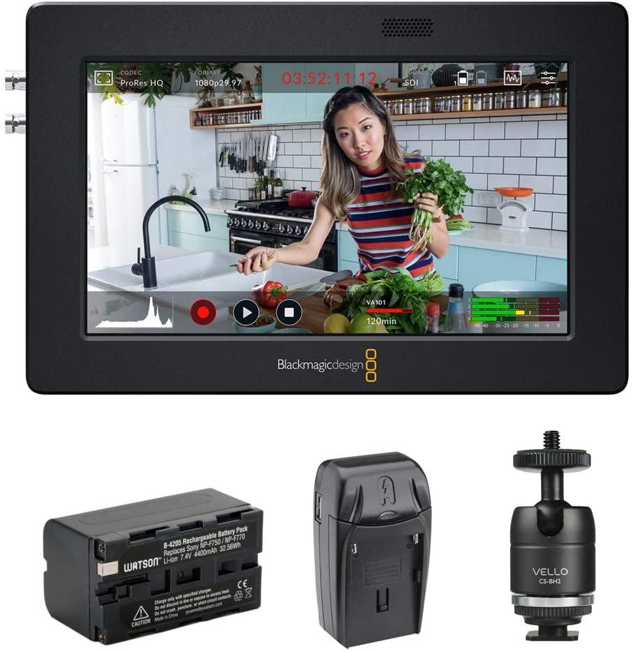 Blackmagic Design Video Assist 3G-SDI/HDMI 5