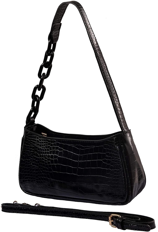 Scioltoo Clutch Purse Shoulder Bag Tote Handbag With Zipper Closure For Women