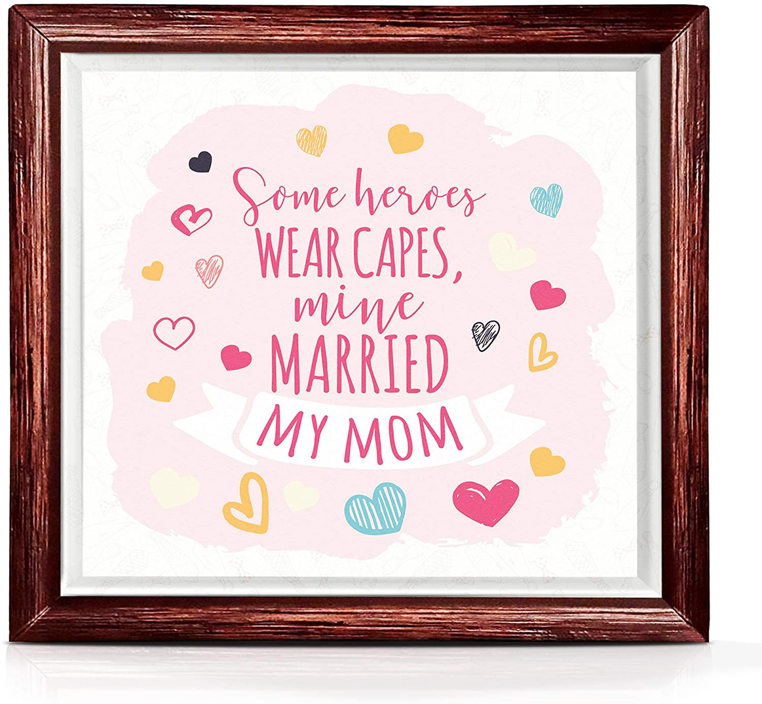 J&J Prime Vision Enterprises Gifts for Your Dad | Decor for Your Dad's House Or Office | Ideas for Fathers Day Presents | Dads Birthday Gifts | Cool Quotes to Decorate Your Space