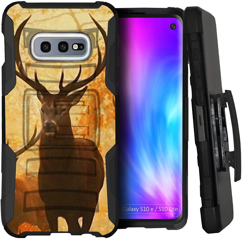 CasesOnDeck Camo Case Compatible with [Samsung Galaxy S10 Lite / S10e | 5.8