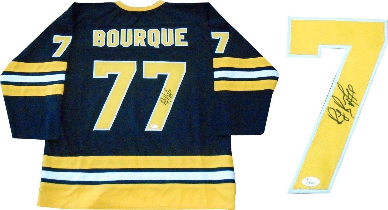 Ray Bourque Autographed Boston Bruins Jersey (JSA) - Autographed NHL Jerseys