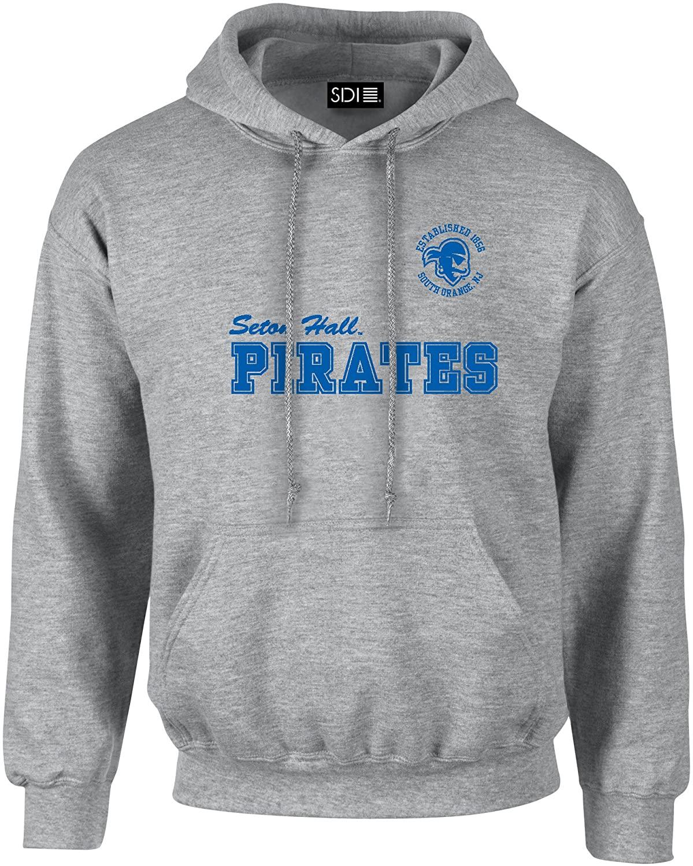SDI NCAA unisex-adult Ncaa 50/50 Blended 8 Oz. Hooded Sweatshirt