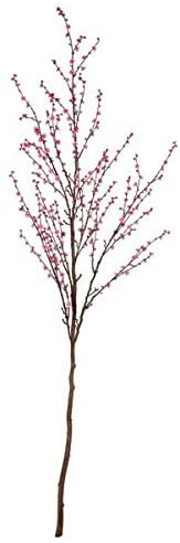 9 Foot Plum Tree Branches - Signature Foliage Pink, Rose, Light Pink