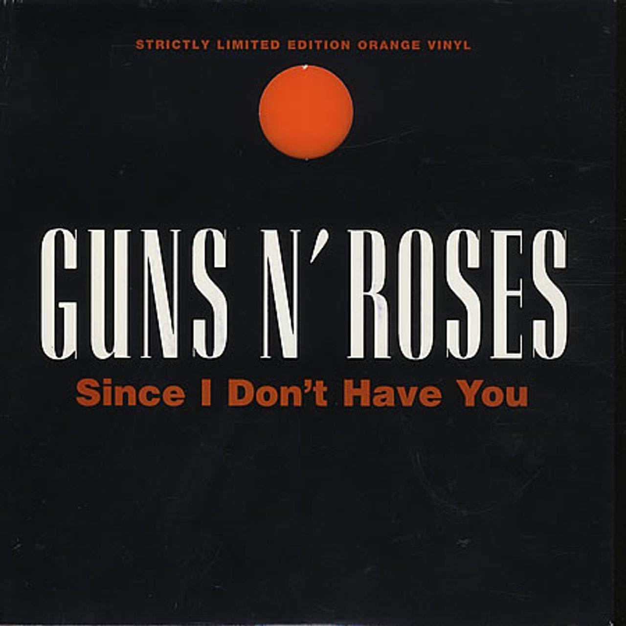 Since I Dont Have You - Orange Vinyl