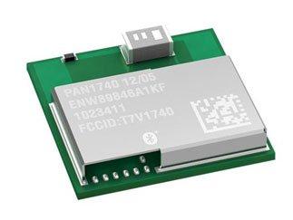 PANASONIC INDUSTRIAL DEVICES ENW-89846A1KF PAN1740 Bluetooth Short Range Class 2 (BLE) Module (Based on Dialog DA14580) - 500 item(s)