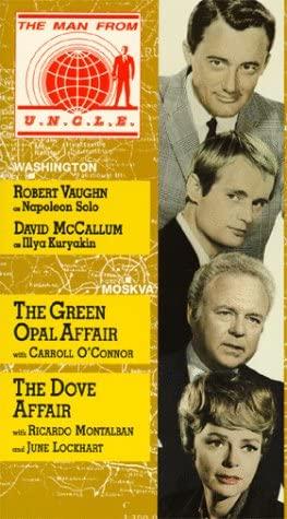 The Man From U.N.C.L.E., Volume 18: The Green Opal Affair & The Dove Affair (UNCLE) [VHS]