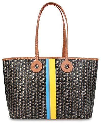 Designer Tote Handbag Purses for Women, Fashion Shopping PU Shoulder Handbags for Womens