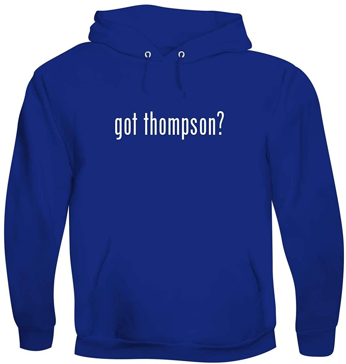 got thompson? - Men's Soft & Comfortable Hoodie Sweatshirt Pullover