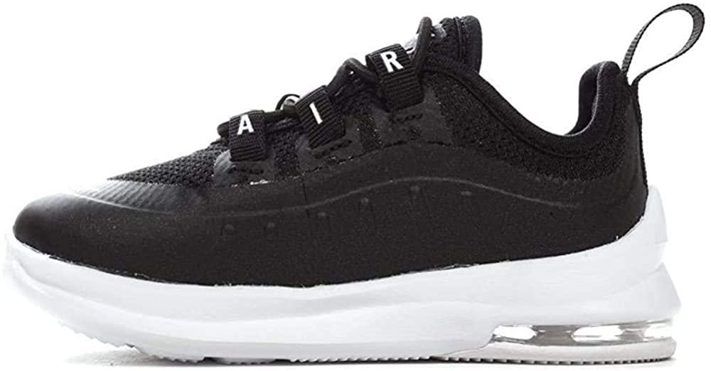 Nike AH5224-001: Toddler's Black/White Air Max Axis Sneakers