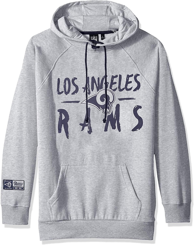 Ultra Game NFL Women's Fleece Hoodie Pullover Sweatshirt Tie Neck