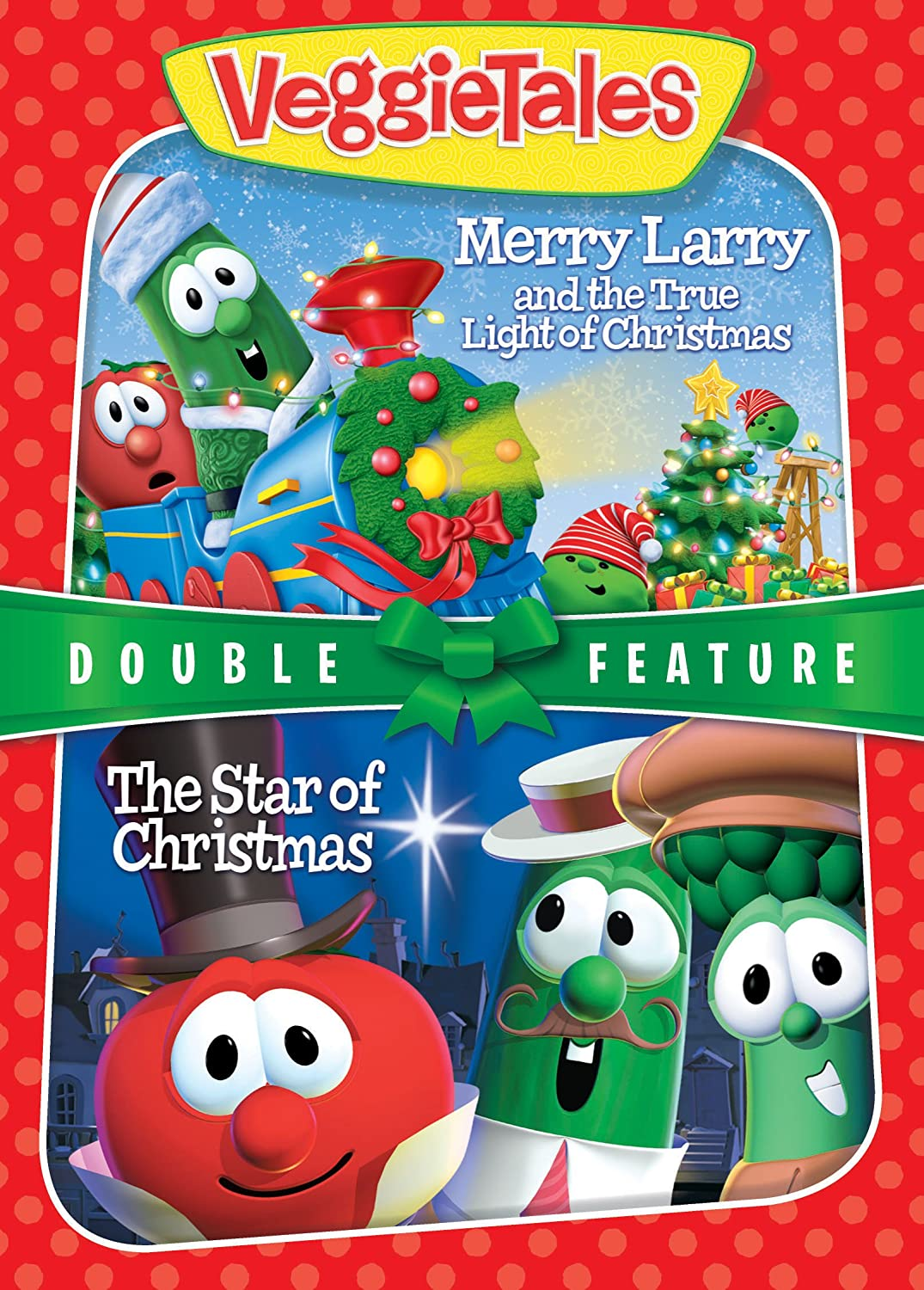 Merry Larry and The True Light of Christmas (Double Feature)