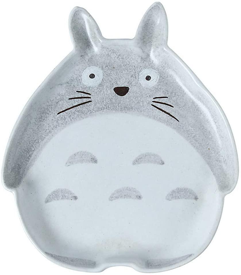 Japan Anime Totoro Miyazaki Plate Kitchen Ware for Dining Dessert Bakery Cheese Salad