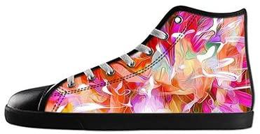 Daniel Turnai Fan Custom Women's Fashion DIY Image Colorful Art Top Canvas Sneaker Shoes
